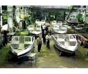 Новые катера  для рыбоохраны