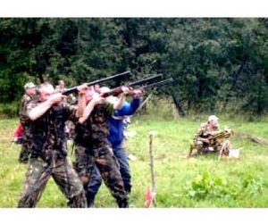 Слёт охотников и рыболовов в Татарстане