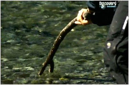 Рыбалка с копьем