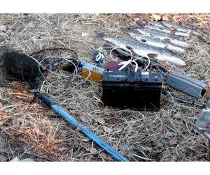 Двух браконьеров за ловлю электроудочкой приговорили к штрафу в 60 тыс.