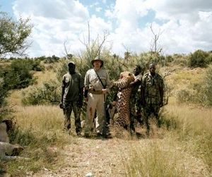 Ботсвана отказывается от сафари