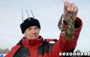 Алтайские рыболовы соревновались на озере Уткуль