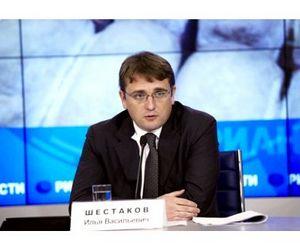Илья Шестаков - новый руководитель Росрыболовства