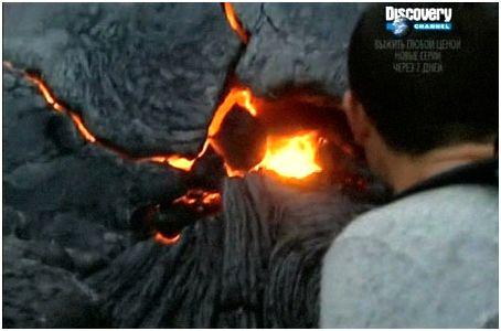 Активные вулканы