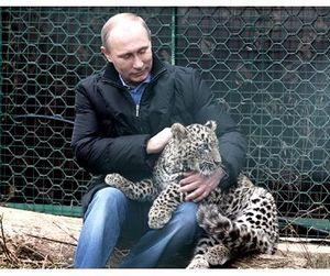 Ап! И леопарды у ног моих сели