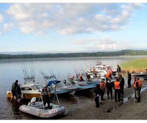 Третий международный фестиваль любителей рыбной ловли  «Заячье озеро-2012»