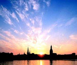 Где и как клюёт в Латвии