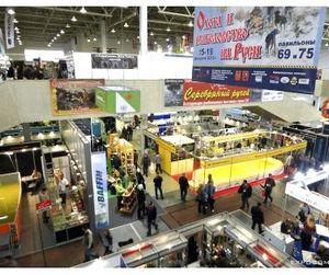 В Москве стартовала 32-я Международная выставка «Охота и рыболовство на Руси»