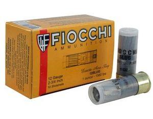 Сравнение гладкоствольных патронов Fiocchi HP