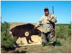 Какой калибр выбрать для лося, кабана, медведя