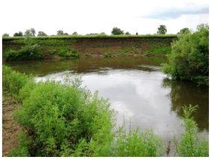 Спиннинг на средних и малых реках