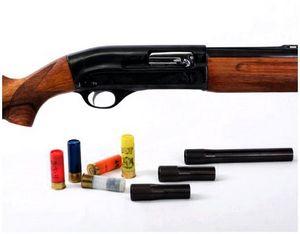 Влияние сменных дульных насадок на бой ружья