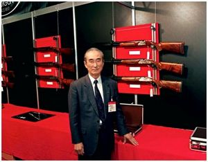 Японские охотничьи ружья СКБ (SKB)