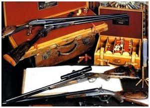 Hollang and holland: охотничьи ружья