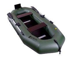 Гребная надувная лодка Таймень А-260 С ТР
