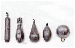 Какое грузило использовать в оснастке «отводной поводок»