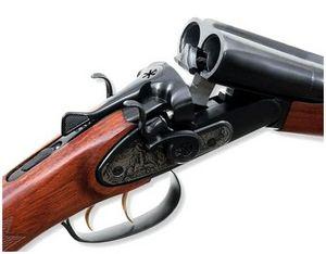 Двухствольные горизонтальные ружья ИЖ