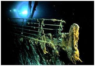 Подводное путешествие к Титанику