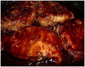 Блюда из мяса кабана