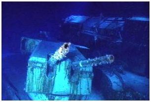 Подводное путешествие к Бисмарку