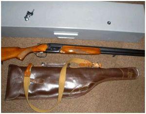 Закон: правила хранения оружия