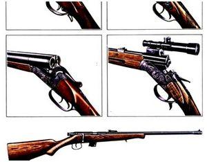 Классификация охотничьего оружия