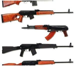 Нарезное охотничье оружие, выбор калибра