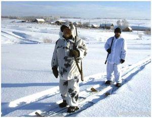 Охота в зимний период