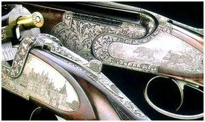 Охотничьи ружья Франции