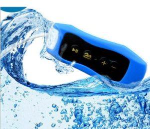 Водонепроницаемые mp3 плееры для плавания