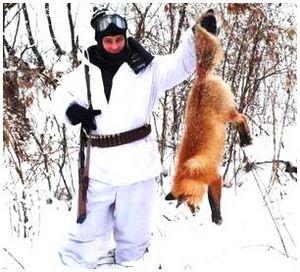Зимняя охота для начинающих