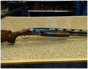 Ружье «Beretta», модель AL 391 (Италия)