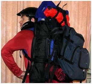 Сборка рюкзака