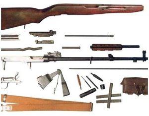Устройство охотничьих карабинов