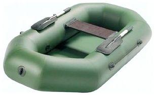 Гребная лодка Аква-Оптима 190 (с гребками)