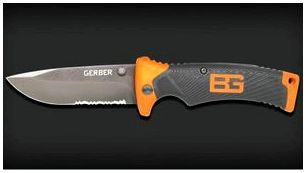 Нож BG Folding Sheath