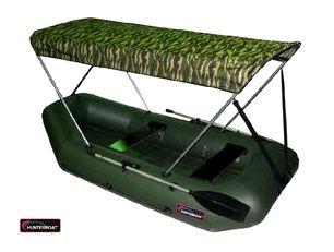 Универсальный тент-крыша для лодок