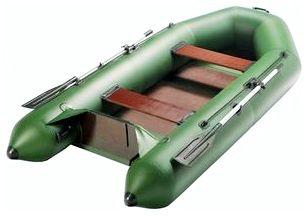 Моторно-гребная лодка Аква 2850 С