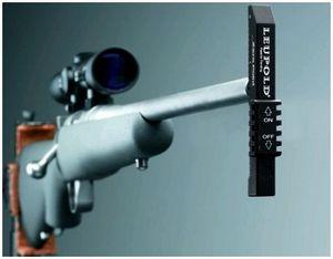 Холодная пристрелка оптического прицела