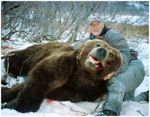 Факторы удачной охоты на бурого медведя