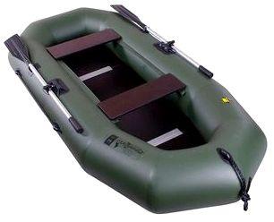 Гребная надувная лодка Таймень А-260 С