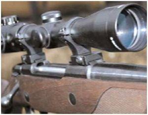 Охотничий карабин марки Sako 75 Hunter