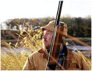 Оружие, подходящее больше всего для охоты на дичь