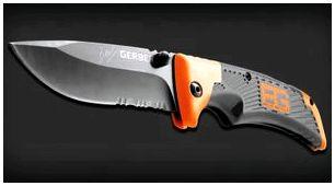 Нож Bear Grylls Scout