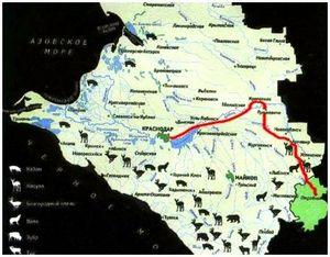 Охота в Краснодарском крае