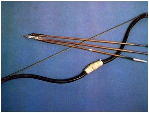 Как сделать охотничий лук