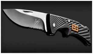 Нож Bear Grylls Scout Compact