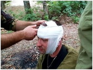 Первая помощь на охоте