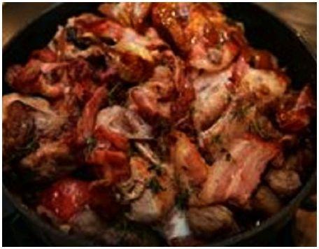 Особенности приготовления куропатки и некоторые блюда из нее