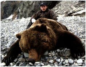 Ружье для охоты на медведя